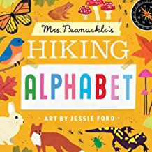Book Cover: Mrs. Peanuckle's Hiking Alphabet