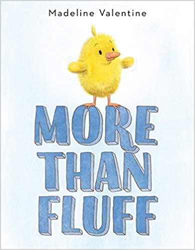 Book Cover: More Than Fluff