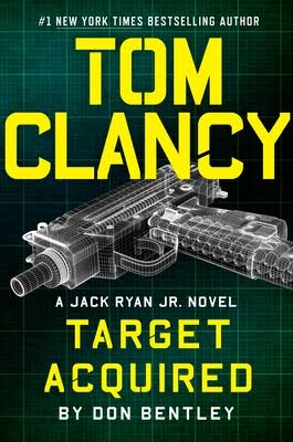 Book Cover: Tom Clancy Target Acquired