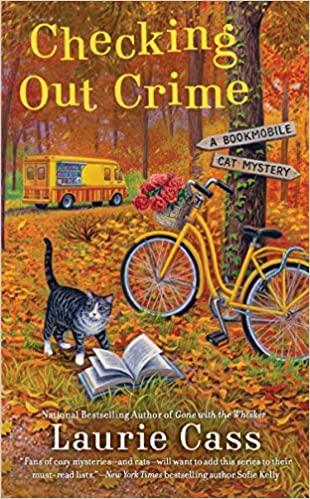 Book Cover: Checking Out Crime