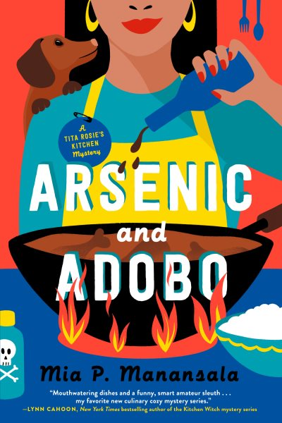 Book Cover: Arsenic and Adobo