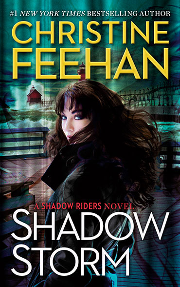 Book Cover: Shadow Storm