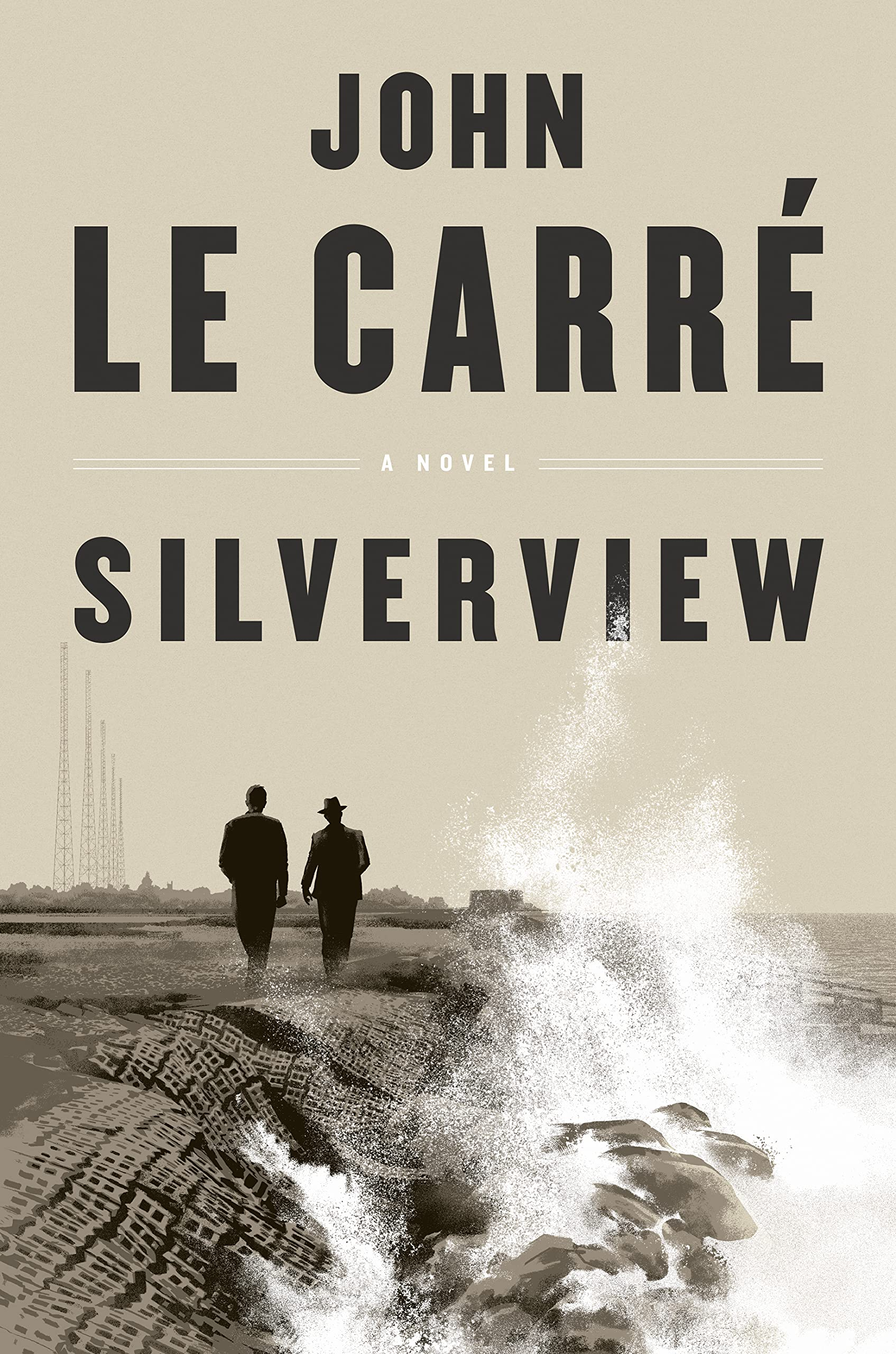 Book Cover: Silverview: A Novel