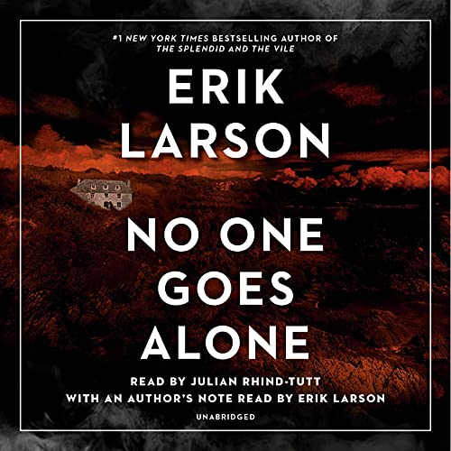 Book Cover: No One Goes Alone: A Novel