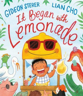 Book Cover: It Began with Lemonade