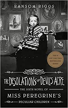 Book Cover: The Desolations of Devil's Acre