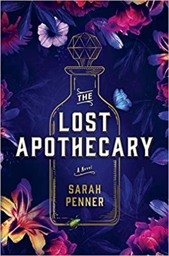 Book Cover: The Lost Apothecary: A Novel