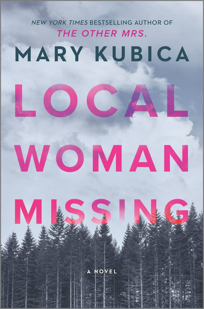 Book Cover: Local Woman Missing: A Novel