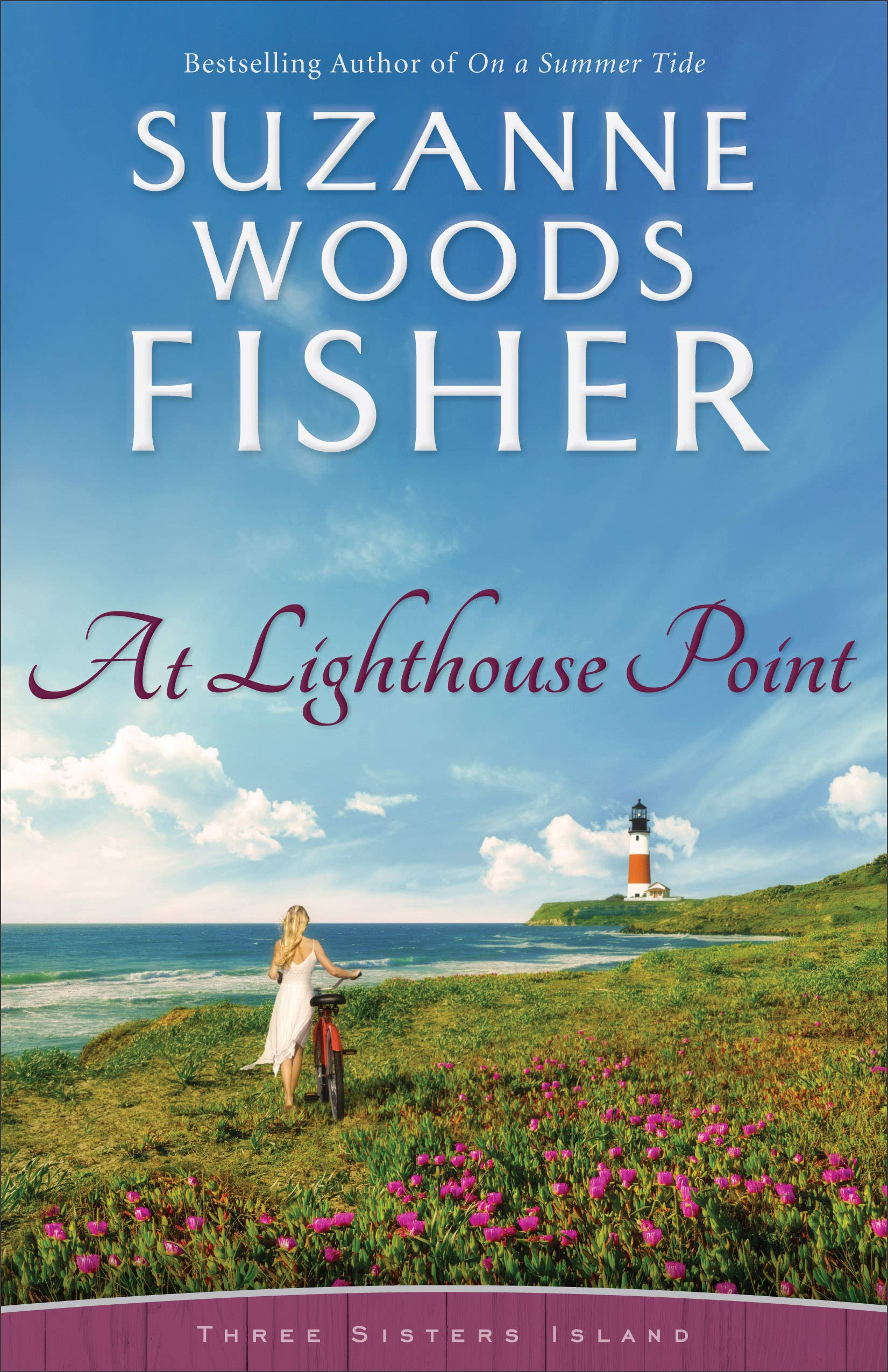 Book Cover: At Lighthouse Point