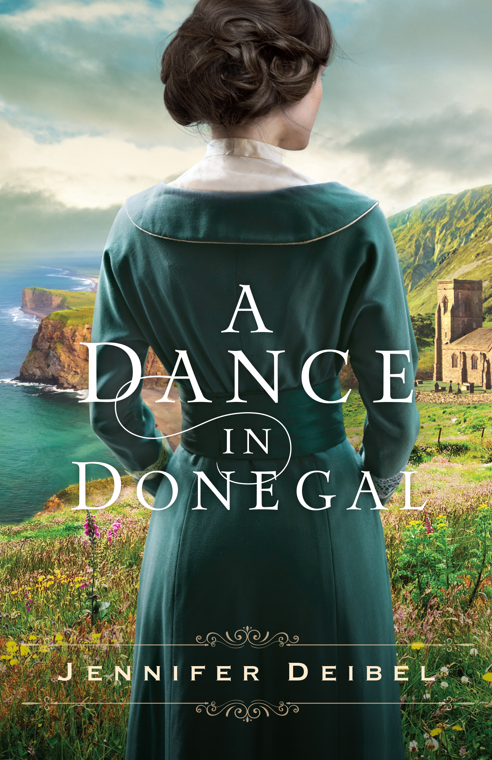 Book Cover: A Dance in Donegal