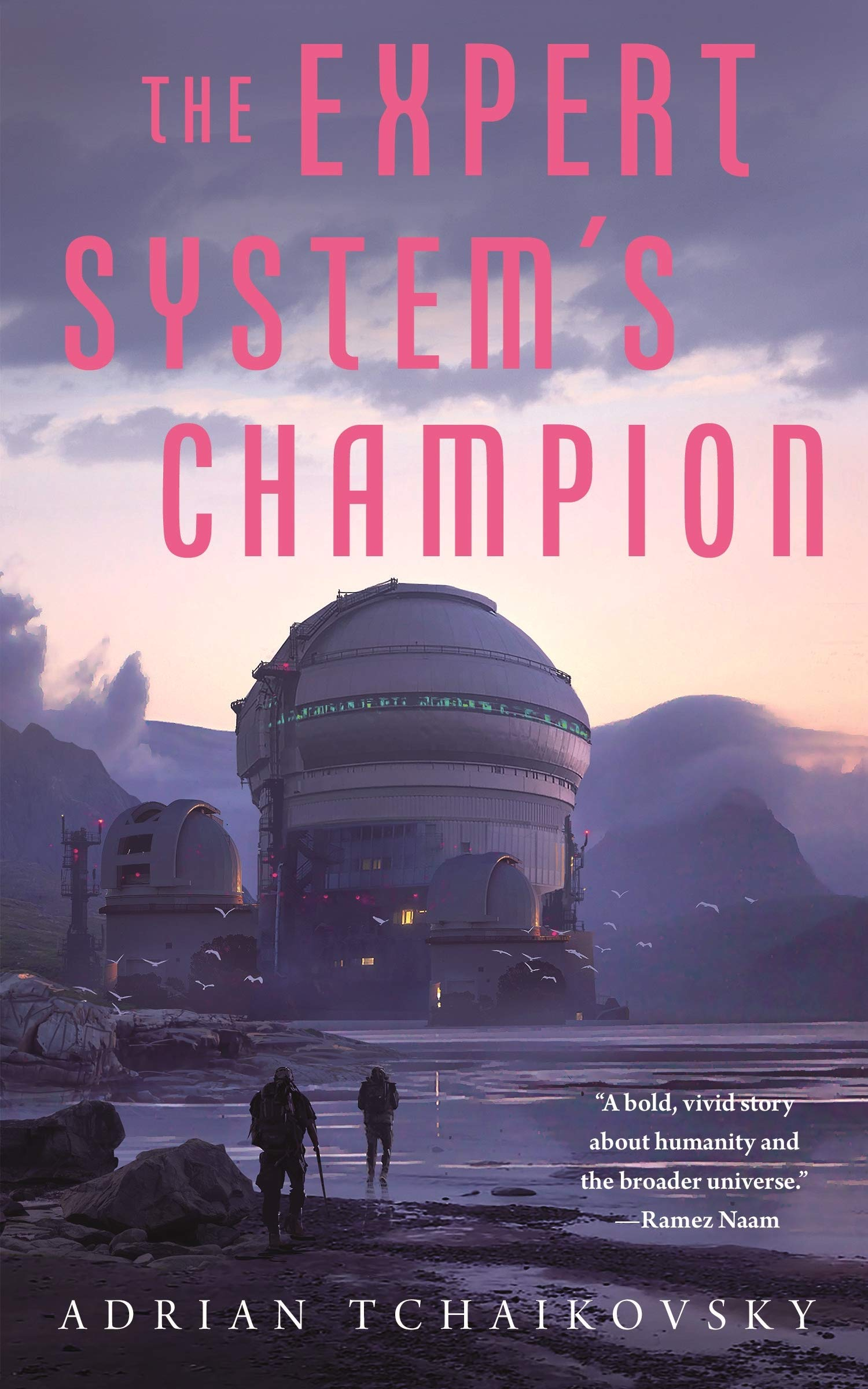 Book Cover: The Expert System's Champion