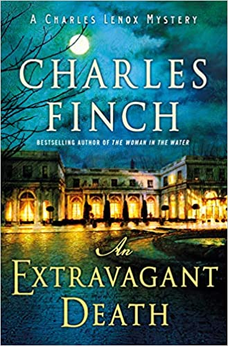 Book Cover: An Extravagant Death: A Charles Lenox Mystery