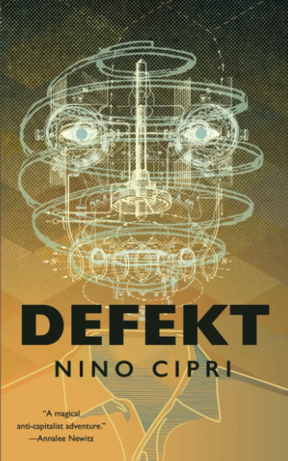 Book Cover: Defekt