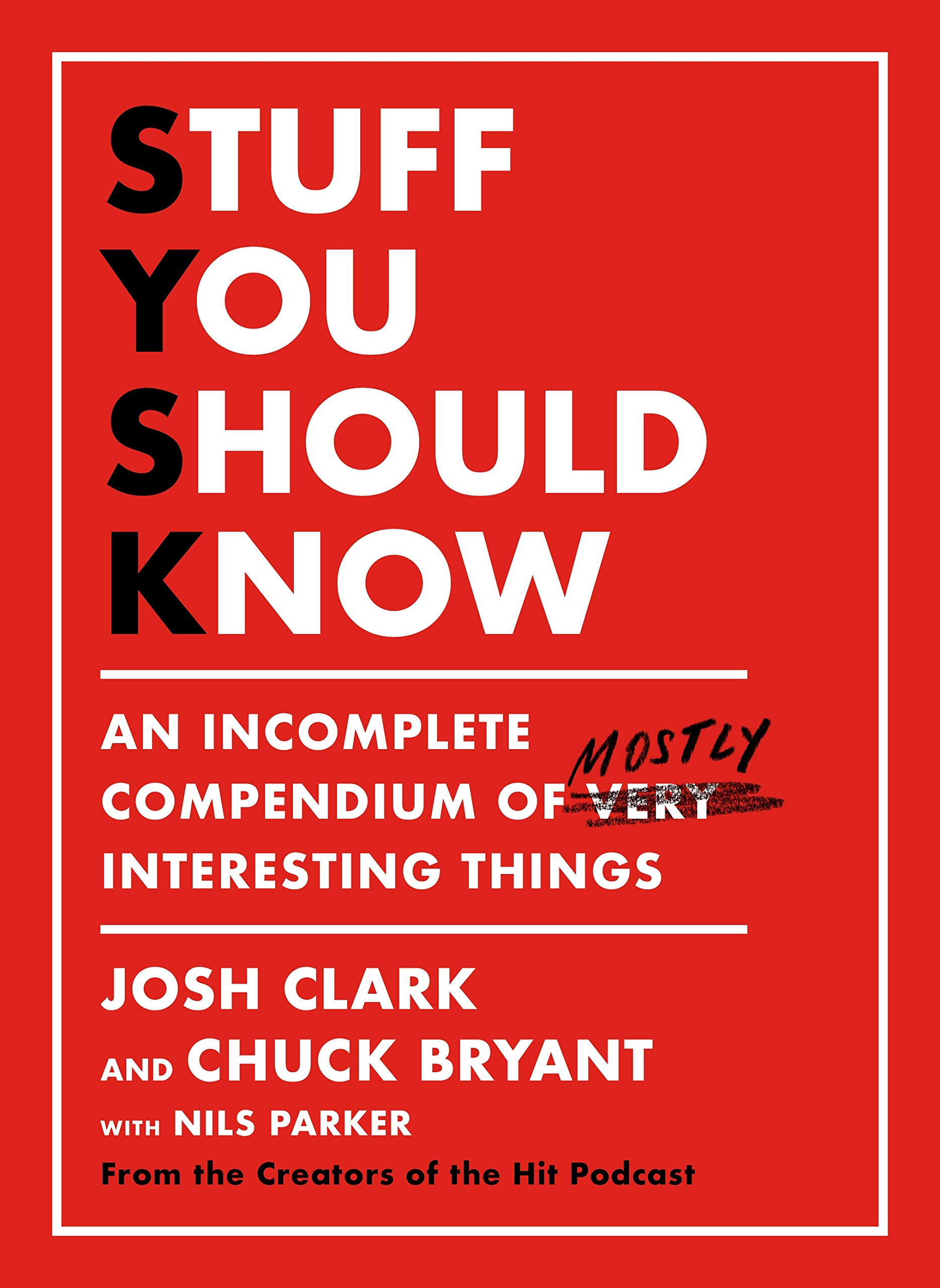 Book Cover: Stuff You Should Know