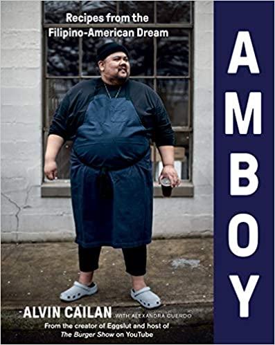 Book Cover: Amboy: Recipes from the Filipino-American Dream