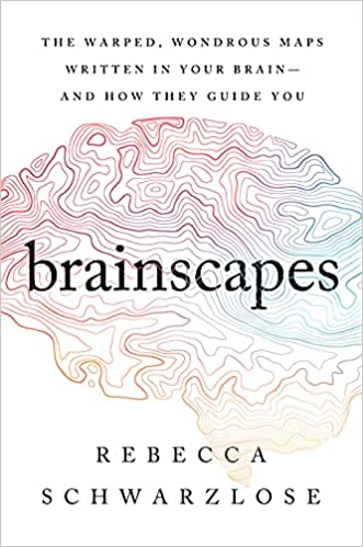 Book Cover: Brainscapes: The Warped, Wondrous Maps Written in Your Brain―And How They Guide You