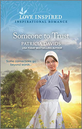 Book Cover: Someone to Trust