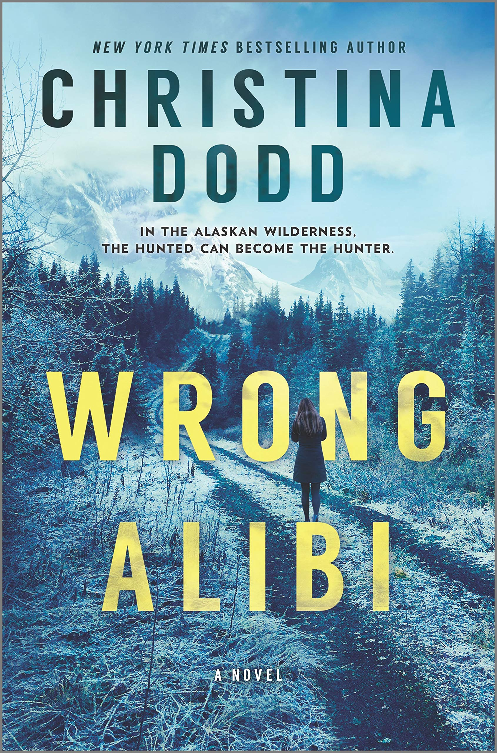 Book Cover: Wrong Alibi