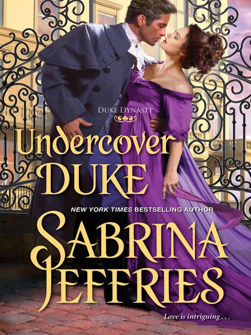 Book Cover: Undercover Duke