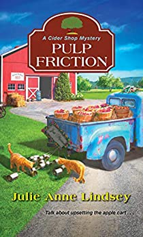 Book Cover: Pulp Friction