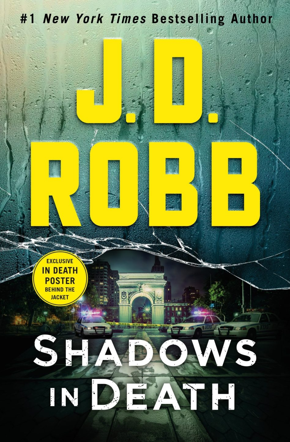 Book Cover: Shadows in Death