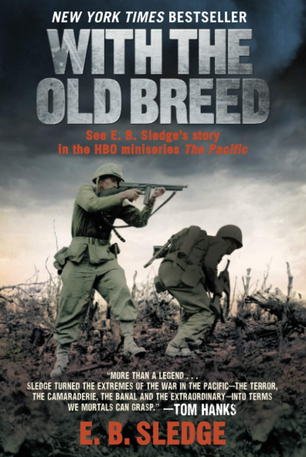 Book Cover: With the Old Breed: At Peleliu and Okinawa