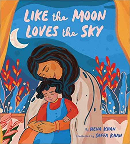 Book Cover: Like Moon Loves Sky