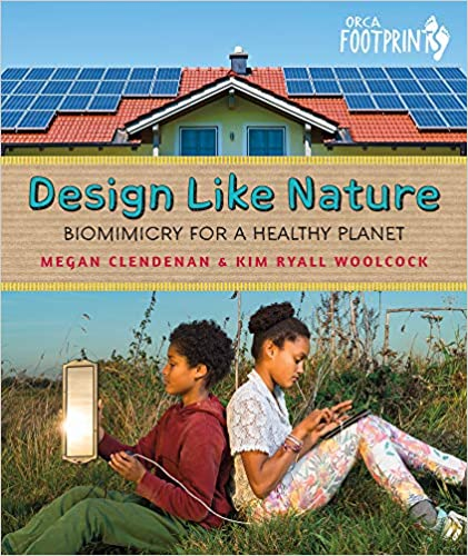 Book Cover: Design Like Nature: Biomimicry for a Healthy Planet