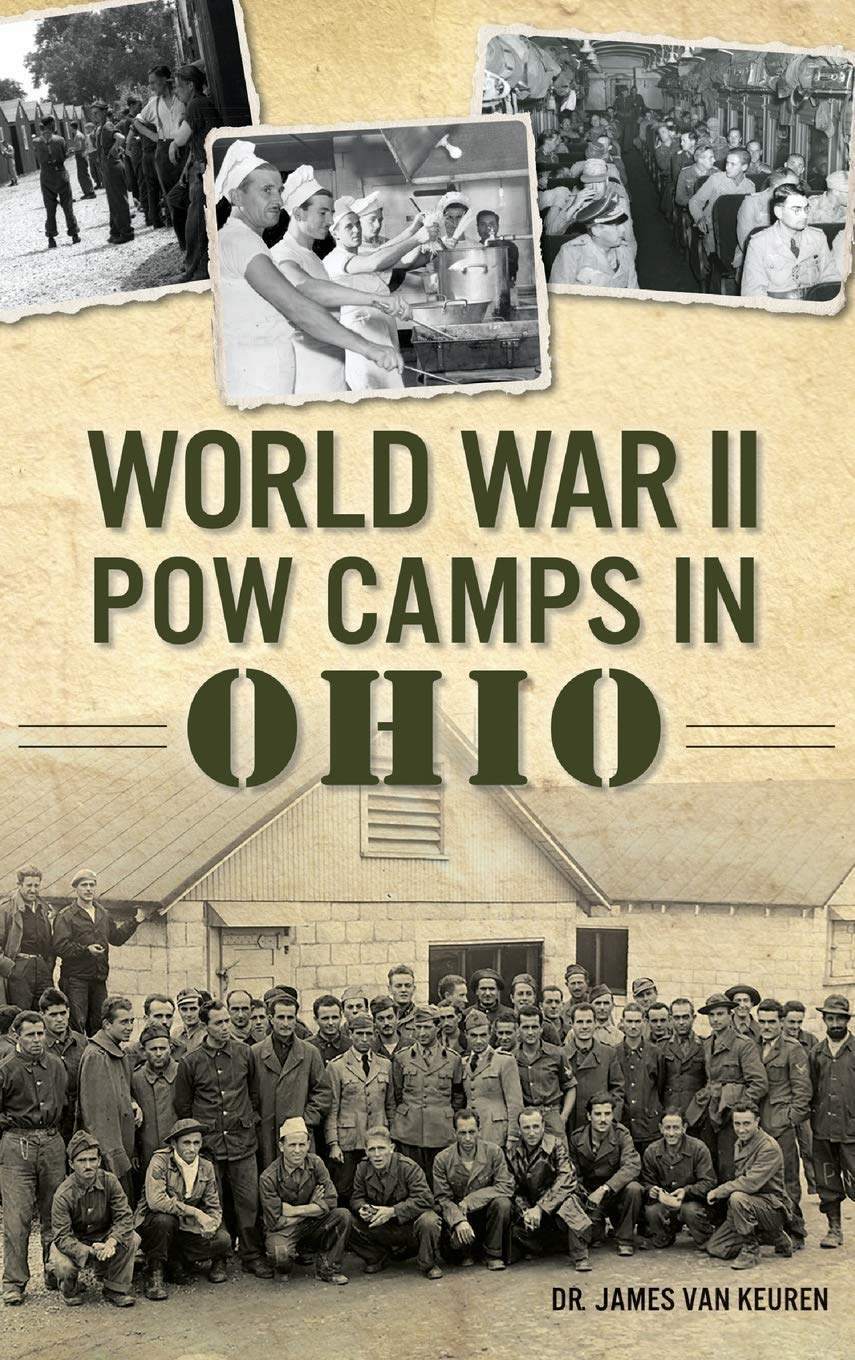Book Cover: World War II POW Camps in Ohio