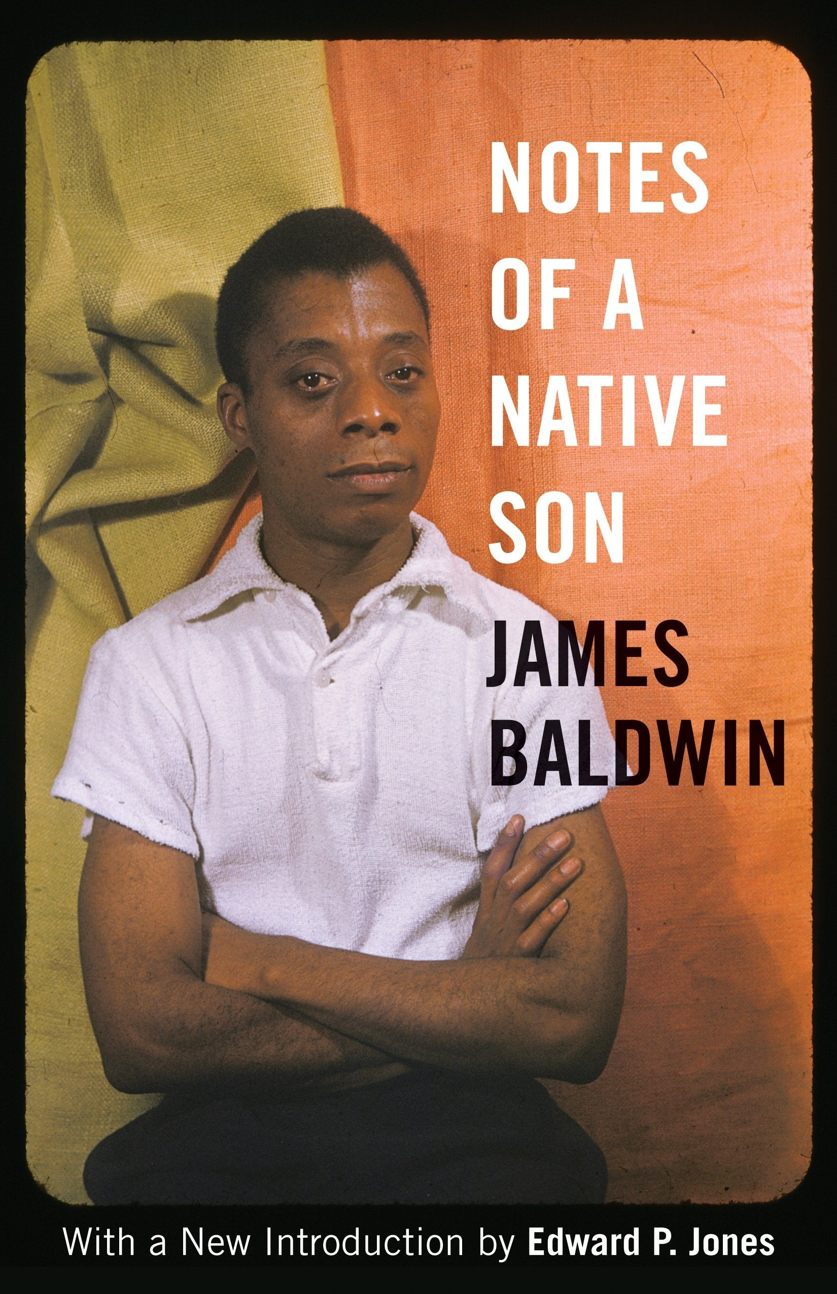 Book Cover: JAMES BALDWIN NOTES OF A NATIVE SON /ANGLAIS