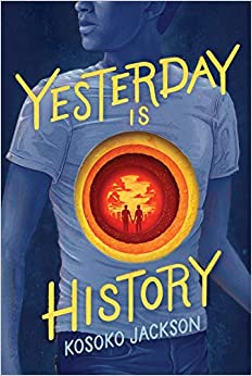 Book Cover: Yesterday Is History