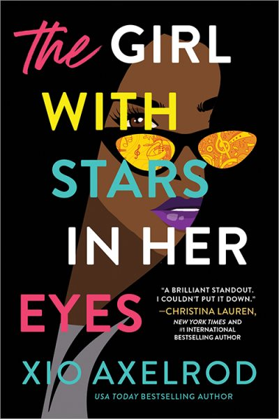 Book Cover: The Girl with Stars in Her Eyes