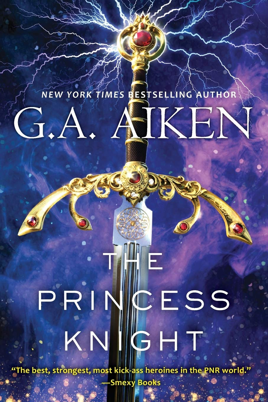 Book Cover: The Princess Knight