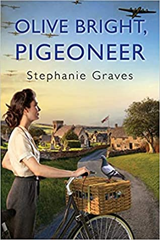 Book Cover: Olive Bright, Pigeoneer
