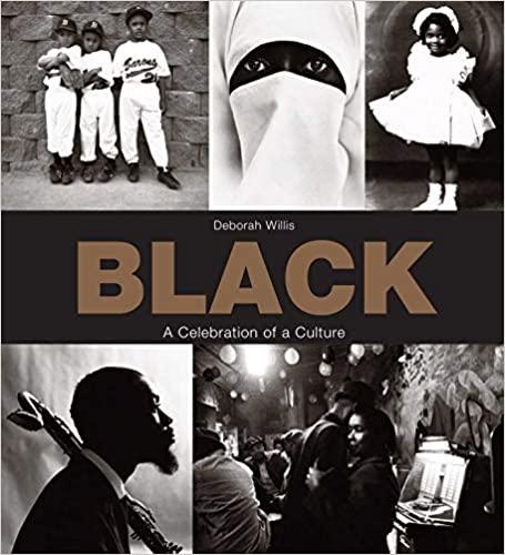 Book Cover: Black: A Celebration of a Culture