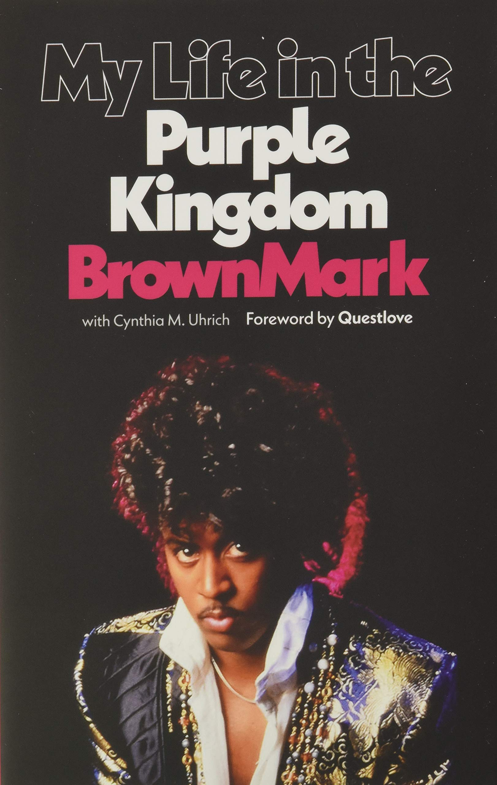 Book Cover: My Life in the Purple Kingdom