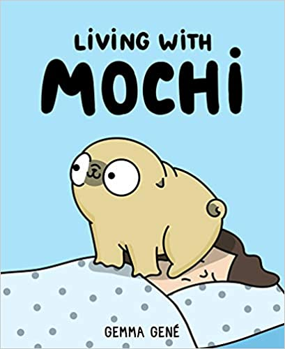 Book Cover: Living With Mochi