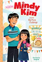 Book Cover: Mindy Kim and the Big Pizza Challenge
