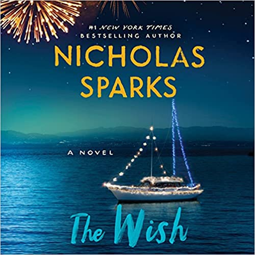 Book Cover: New Novel by Nicholas Sparks