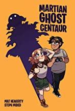 Book Cover: Martian Ghost Centaur