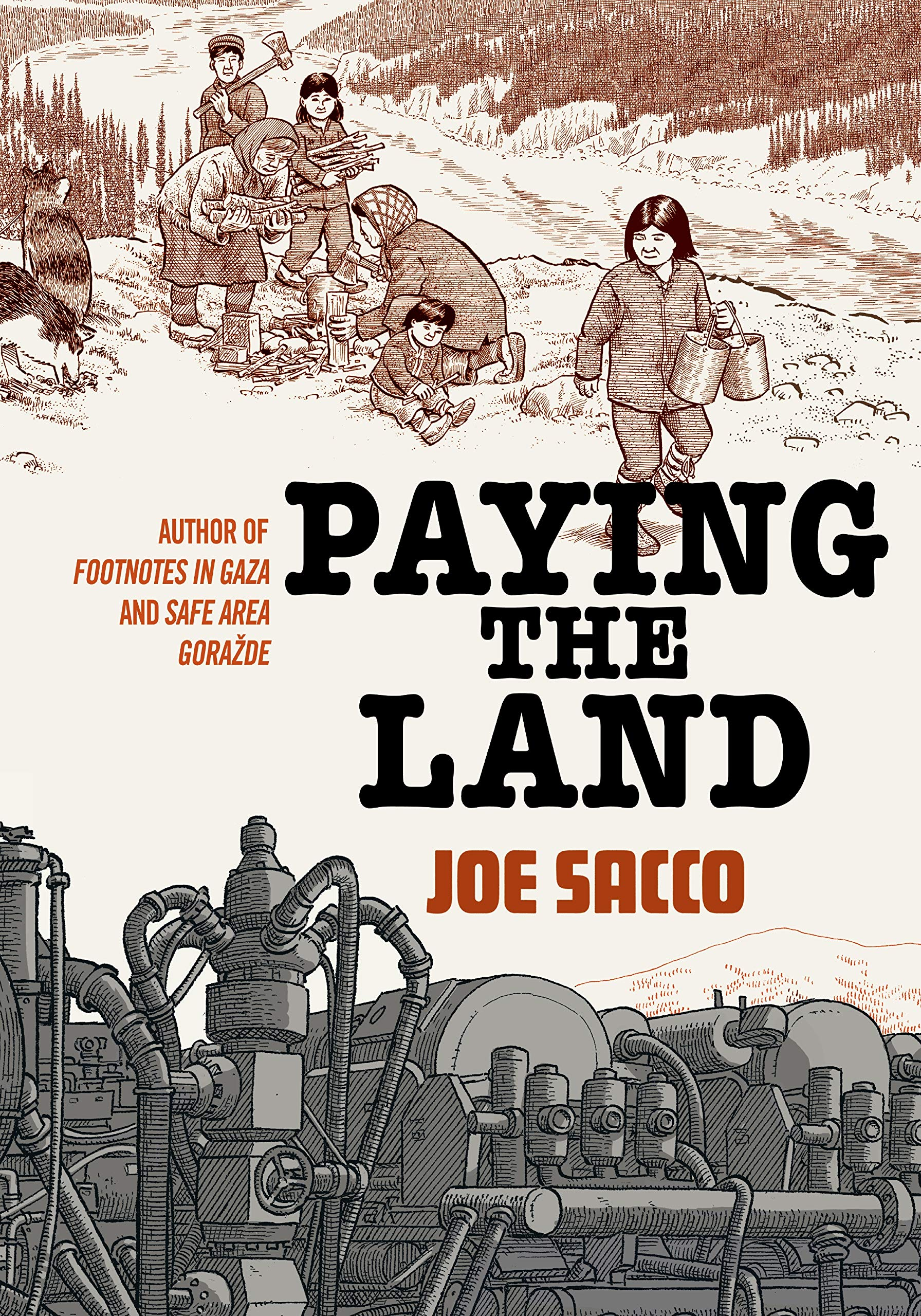 Book Cover: Paying the Land