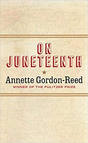 Book Cover: On Juneteenth