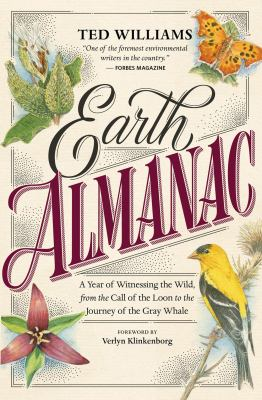 Book Cover: Earth Almanac: Wondrous Details of the Natural World and Why They Matter