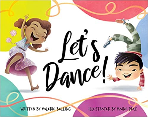 Book Cover: Let's Dance!