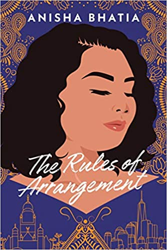 Book Cover: The Rules of Arrangement: A Novel