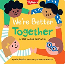 Book Cover: We're Better Together: A Book About Community
