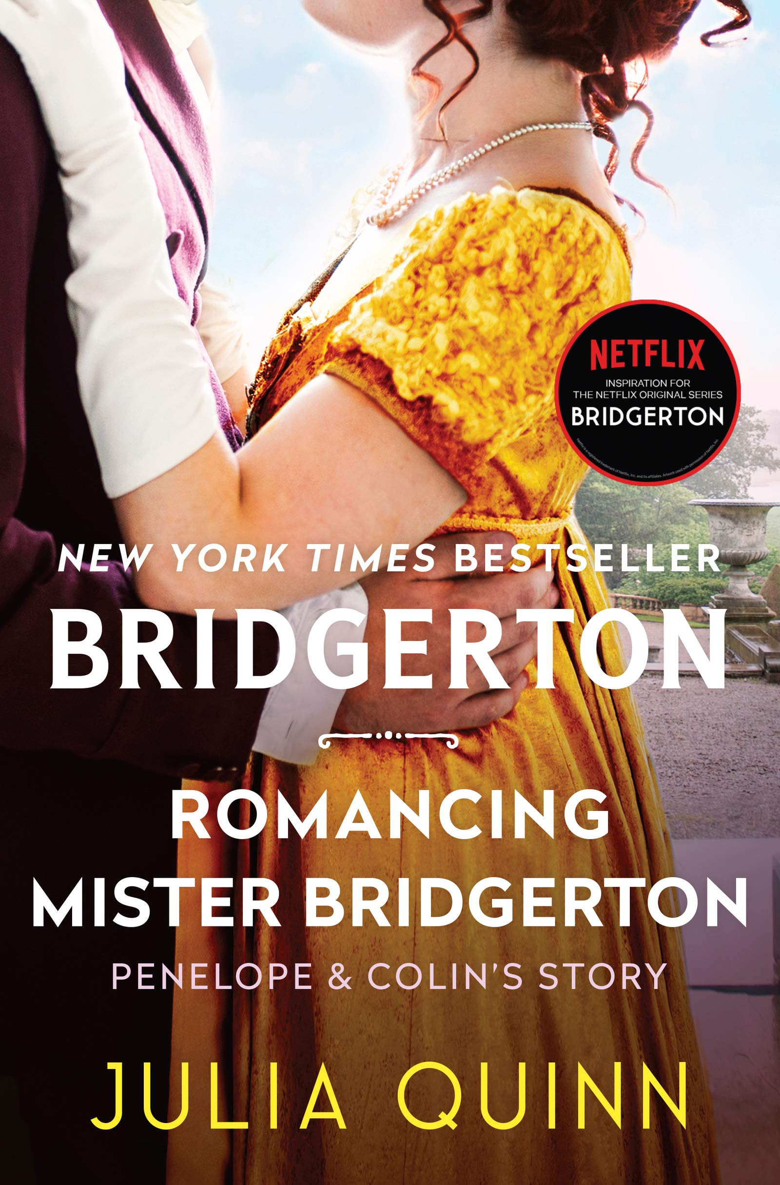 Book Cover: Romancing Mister Bridgerton