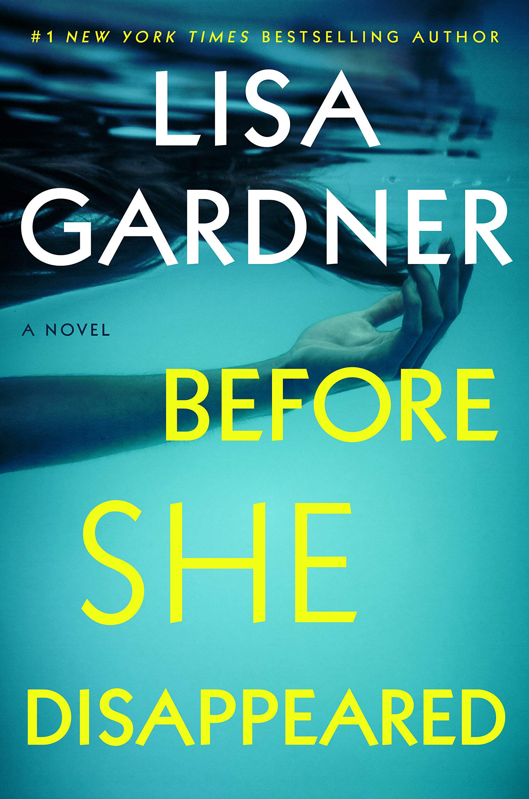 Book Cover: Before She Disappeared: A Novel