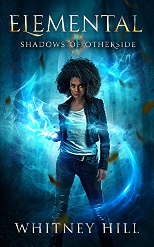 Book Cover: Elemental: Shadows of Otherside Book 1