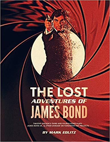 Book Cover: The Lost Adventures of James Bond